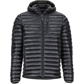 Marmot Avant Featherless Capuchon Jas Heren, black